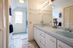 Upper Level Bedroom with Water Views and two twin bunks