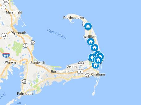Orleans MA Vacation Rentals | Cape Cod Vacation Homes