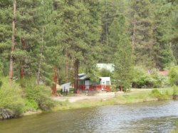Fabulous Getaway on the Middlefork Payette!