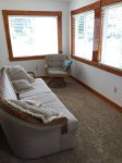 Stair case lovingly  restored