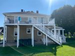 The infamous Nubble Lighthouse is moments away