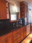 The beautifully updated kitchen and dining room will accommodate you and your guests