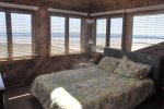 The amazing third floor bedroom