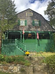 Historic Lincoln Cottage