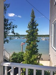 Wells - Atlantic Ave - Southside  2 Bdrm- No charge for stunning Sunsets!