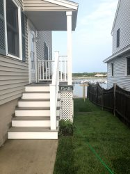 Wells - Atlantic Ave - Northside  2 Bdrm- No charge for stunning Sunsets!