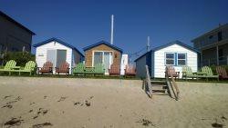 Moody Sands villas - Rustic Ocean Front Cottage
