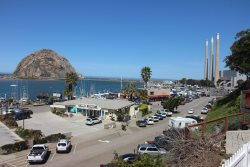 Stunning - 2 Bedroom Home Perched Over Morro Bay`s Embarcadero!
