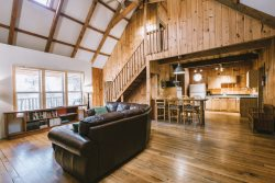 Rumford Cabin
