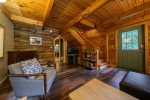 The Newly Remodeled Cabin