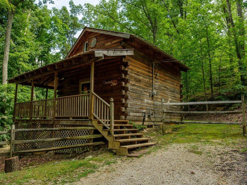 Red River Gorge Cabin Company Chestnut Ridge Cabin