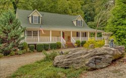 Rushing Waters Retreat-Pacolet River-Frontage-20 Min. to TIEC