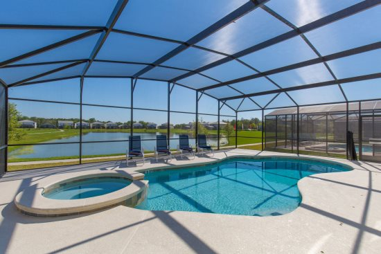 Vacation Home and Villas Rentals Near Disney World