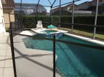 Great 4 bed villa with south facing pool and spa