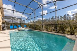 Award Winning Vacation Home with south facing pool and spa overlooking conservation land