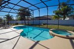 226 - Large 4 bed disabled accessible villa with extended deck and south facing pool