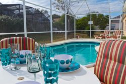 Fabulous 3 bed villa with south facing pool and great privacy