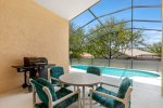 253 - Modern 4 bed home with own private pool close to Disney