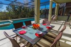 Stunning 5 bed villa with own private south facing pool and spa overlooking conservation land