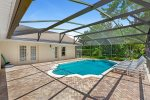 339 - Stunning 6 bed villa with modern decor and sunny private pool overlooking conservation and woodland