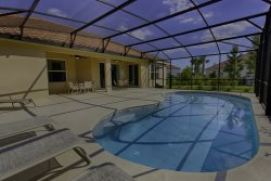 Stunning 5 bed villa with modern decor and a south west facing pool overlooking conservation land
