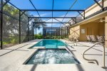 498 - Fabulous new 5 Bedroom home with private south facing pool and modern decor