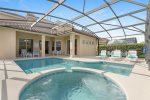 Spacious 5 bedroom home with private pool and spa - #508