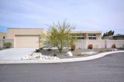Palm Springs Mid Century Modern Retreat