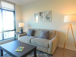 Enjoy the Views! 11th Floor 1 Bedroom in Navy Yard