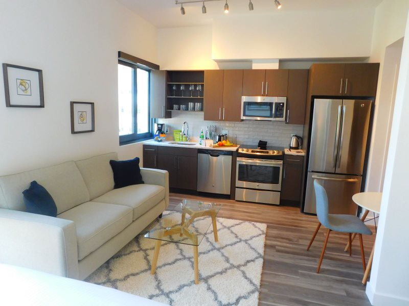 Cozy Studio Near Dupont Circle Brand New Furnished Apartment Residence In The Heart Of West End