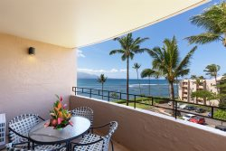 Maui Summer Savings Right on the Ocean Remodeled *Island Sands 500*