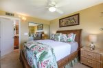 Maalaea Kai 101 Master Bedroom -Has new KING bed pictures coming soon