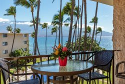 Meet I Go Maui's newest addition... this maalaea home is just steps from the sand *Kanai A Nalu 408*