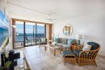 Kanai A Nalu 204 Open Living area with Ocean view