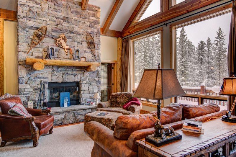 Yellowstone Vacation Rental Interior