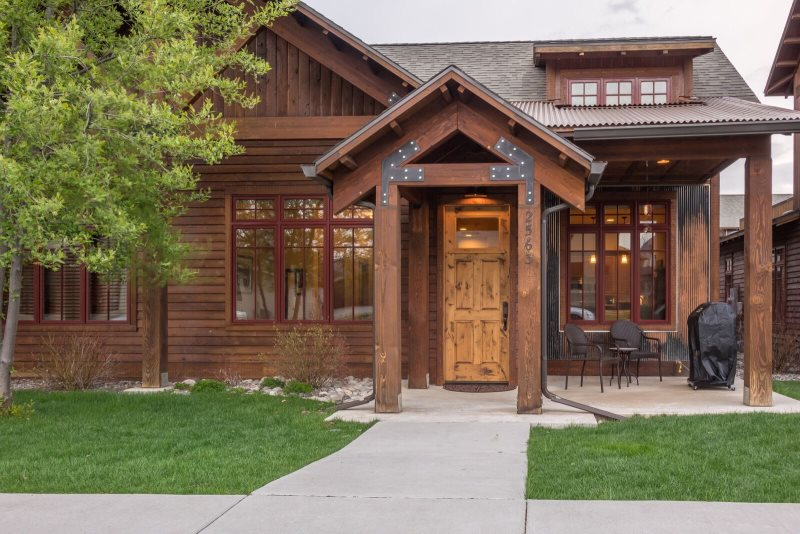 Bozeman Vacation Rental Exterior
