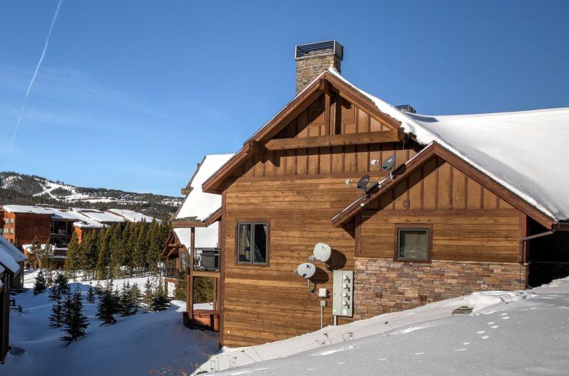 Alpenglow Escape Townhome Big Sky Rentals | Montana Vacations