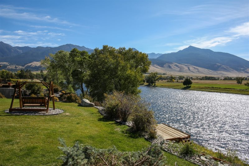 Vacation Home Rental on Yellowstone River | Fly Fishing and