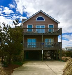 4BR, 2.5BA, Hot Tub, Village of Nags Head