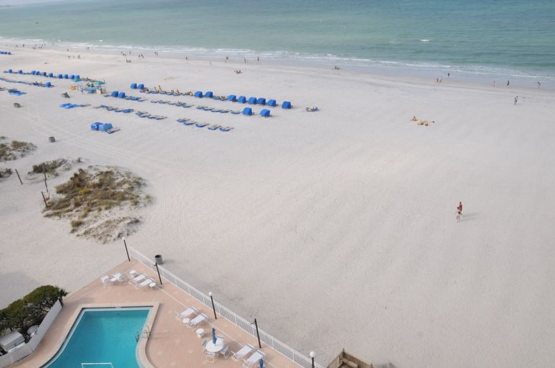 Seamark 508 - Beachside Vacation Rental Condo St Pete Beach