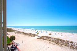 Island Inn #605 | Penthouse - direct beachfront - stunning views and elegant decor