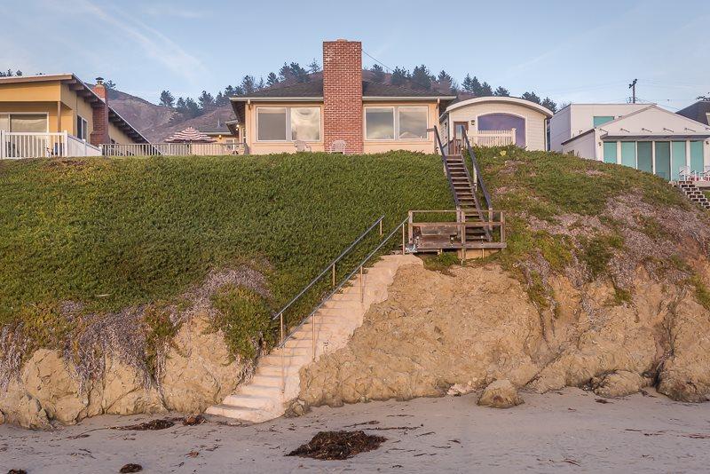 Rent The Whole Duplex! California central coast beach