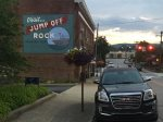 Soak in the delightful hot tub in private, wooded backyard
