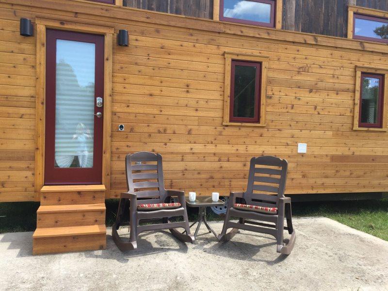 Dogwood Tiny Housevacation Rental Tiny House At Village At Flat