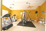 Crystal Cove Clubhouse Fitness