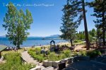 Commons BeachDowntown Tahoe City