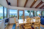 Dining Area - The perfect place to dine and view beautiful Lake Tahoe