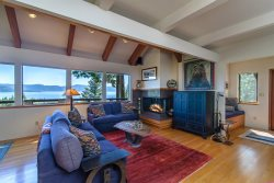 Endless Views ~ Carnelian Bay Luxury Home