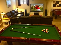 Ultimate Entertainment Room Resort Home at Bear Trap Dunes