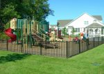 Wonderful Playscape is just 200 yards away